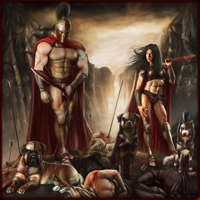 Two Knights Templar 27